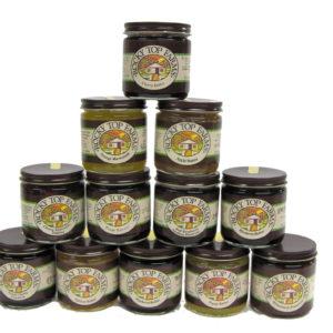 12-Jar Family Pack