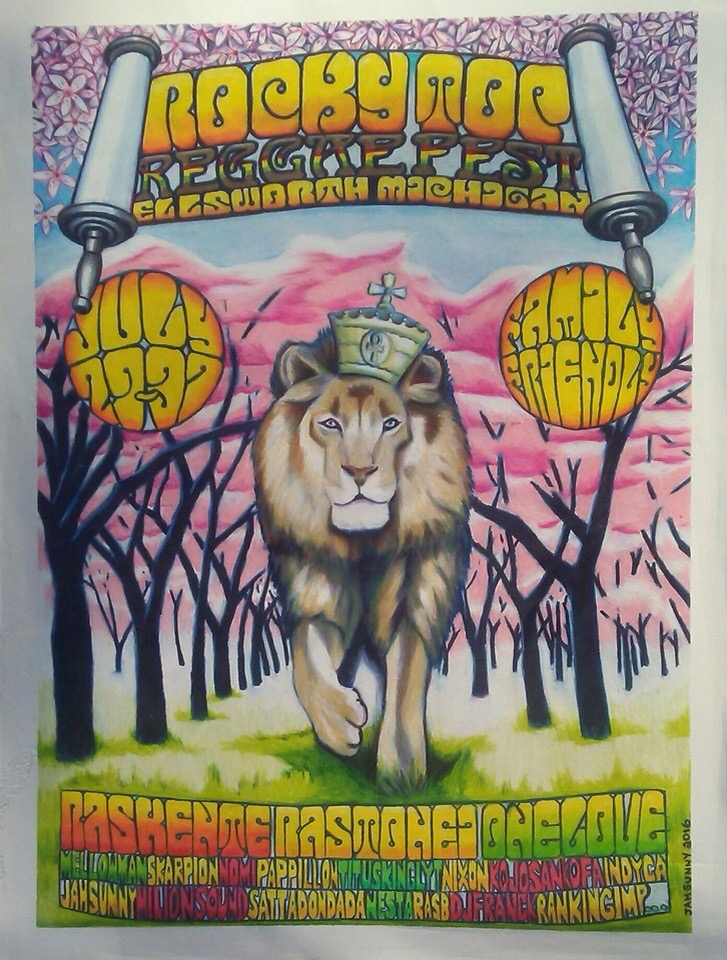 You are currently viewing Rocky Top Reggae Fest