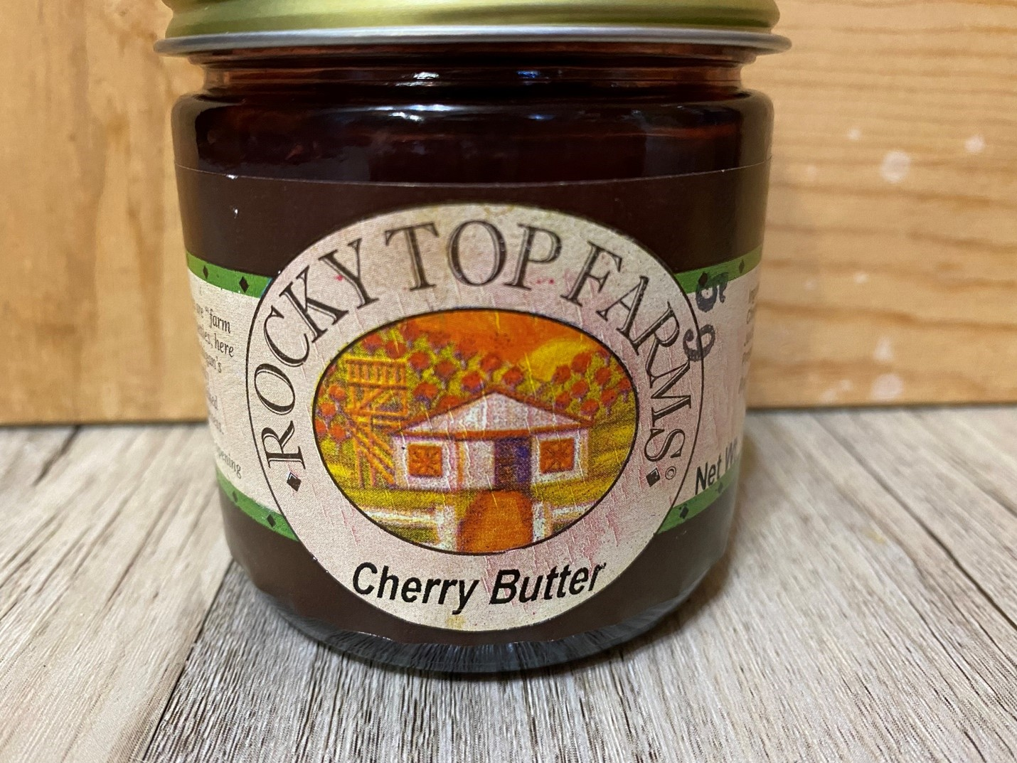 """You are currently viewing ROCKY TOP FARMS ISSUES ALLERGY ALERT ON UNDECLARED MILK IN """"CHERRY BUTTER"""""""